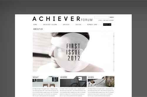 Achiever Forum