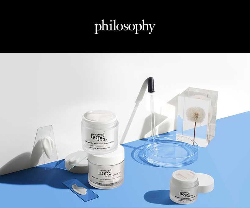New client: Philosophy