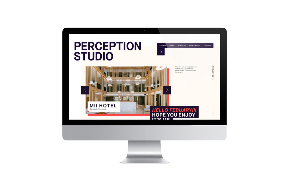 Perception design studio (2016)